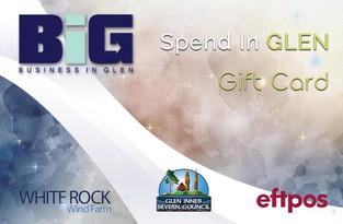 Spend in Glen