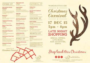 Wangaratta Christmas Carnival