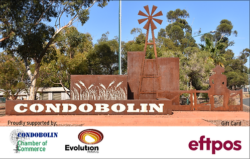 Condobolin Gift Card