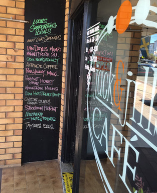 Jack and Jills Cafe, Gunnedah NSW