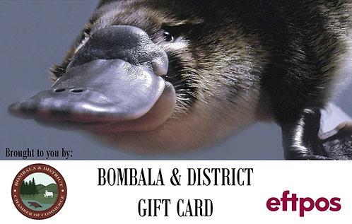 Bombala Gift Card