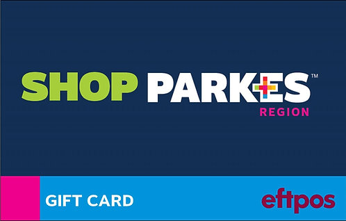 Parkes Gift Card