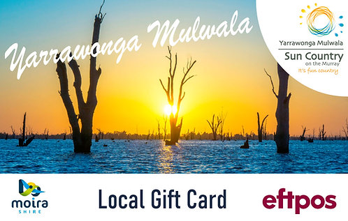 Yarrawonga Mulwala Gift Card