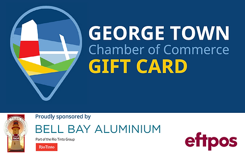 George Town Gift Card