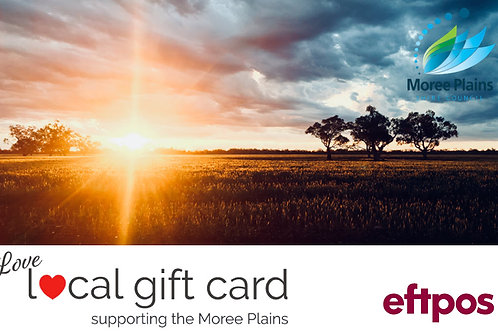 Moree Gift Card