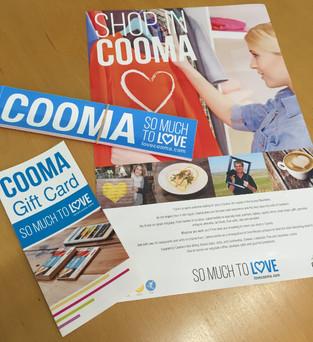 Cooma Shop Local Campaign