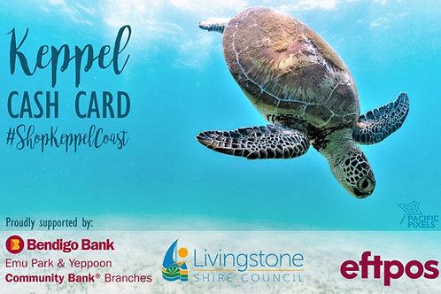 Keppel Cash Gift Card