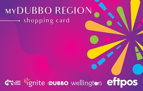Dubbo Region Gift Card