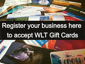 Register Why Leave Town Gift Cards
