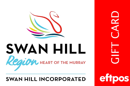 Swan Hill Gift Card