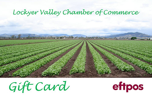Lockyer Valley Gift Card