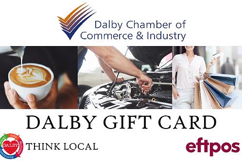 Dalby Gift Card