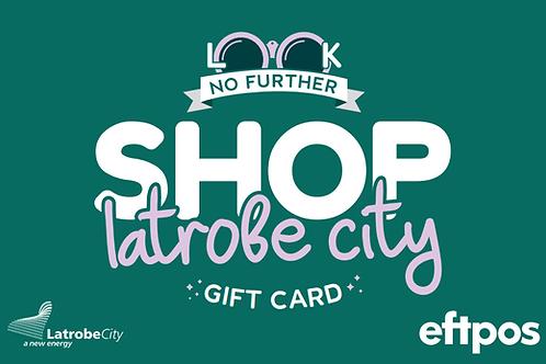 Latrobe City Gift Card