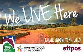 We Live Here (UHSC & MSC)