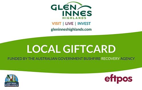 Glen Innes Gift Card