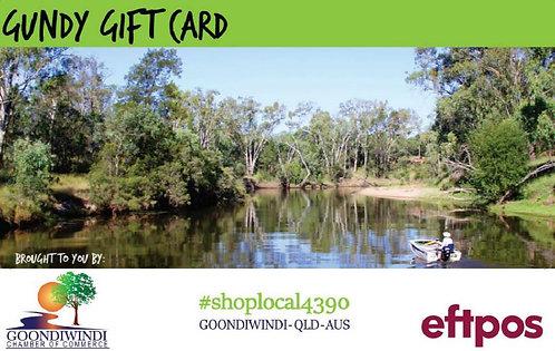 Goondiwindi Gift Card