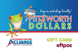 Pittsworth Dollars