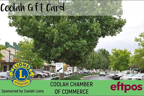Coolah Gift Card