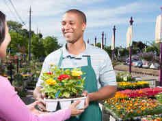 Serve the customer