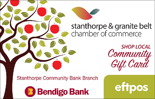 Stanthorpe Gift Card