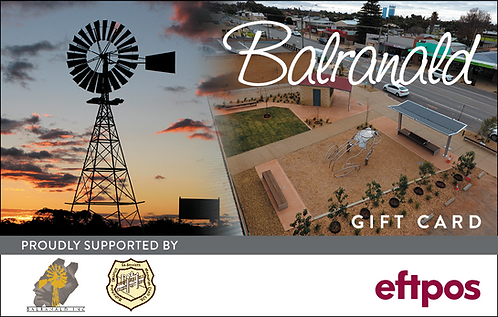 Balranald Gift Card
