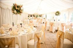 Birtsmorton table arrangements