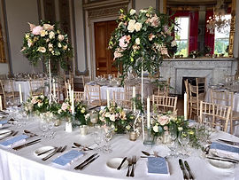 Whitbourne Hall Wedding Flowers