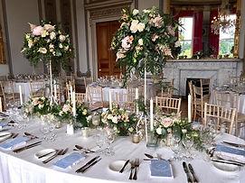 Whitbourne Hall Wedding Flowers