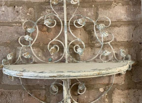Ornate shelf