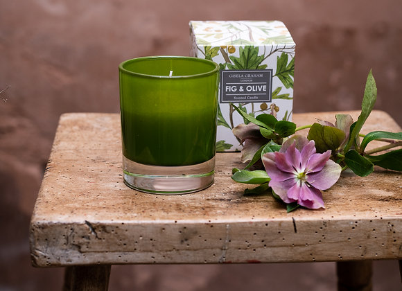 Fig and Olive Candle