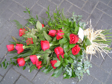 red rose sheath