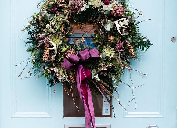 Cotswold Charm Door Wreath