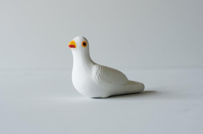 津軽の鳩笛/大/白色