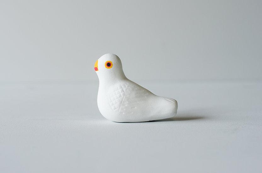 津軽の鳩笛/中/白色