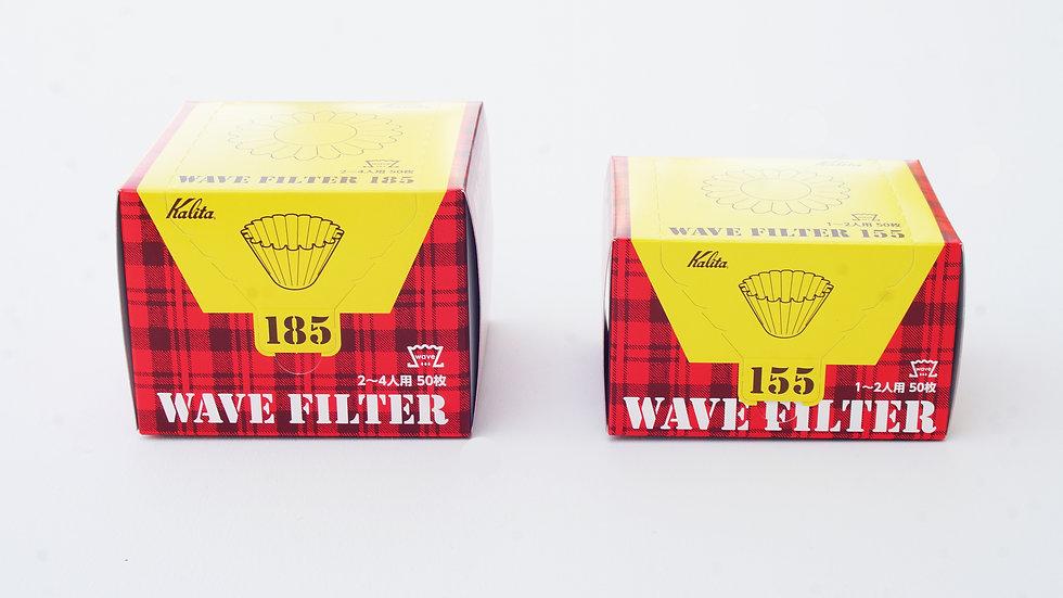 カリタウェーブフィルター 185(2〜4杯分)