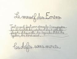 """""""le massif des ecrins"""""""