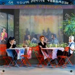 """ la petite terrasse """