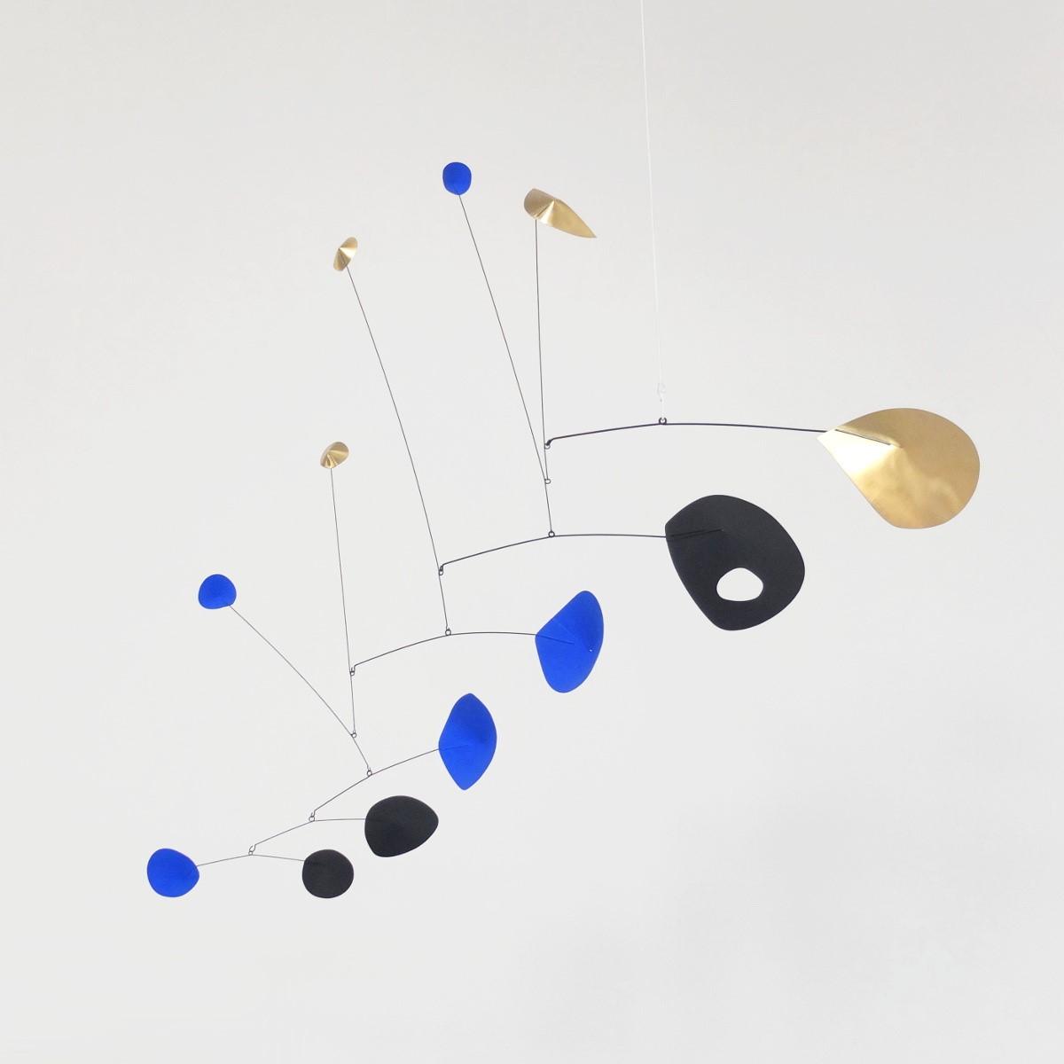 mobile laiton bleu - 1/1