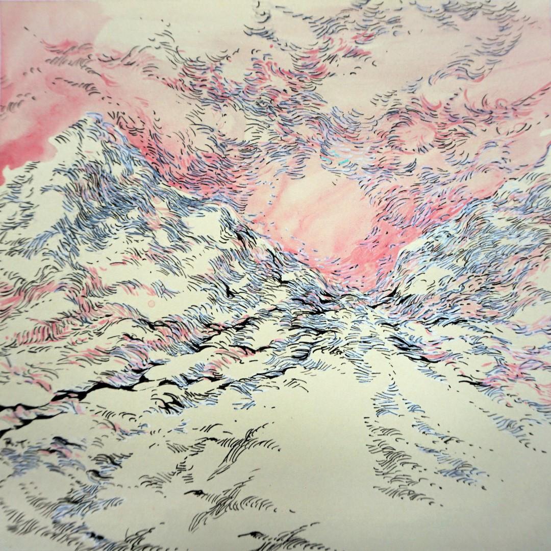 """""""série de la montagne V"""""""