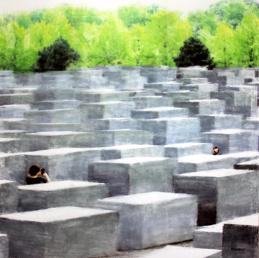 berlin memorial shoah