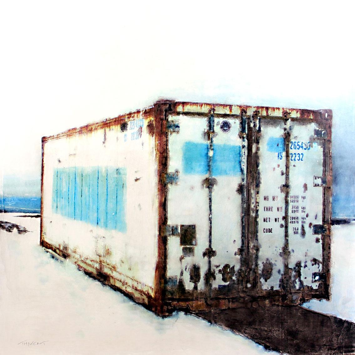 container, Islande