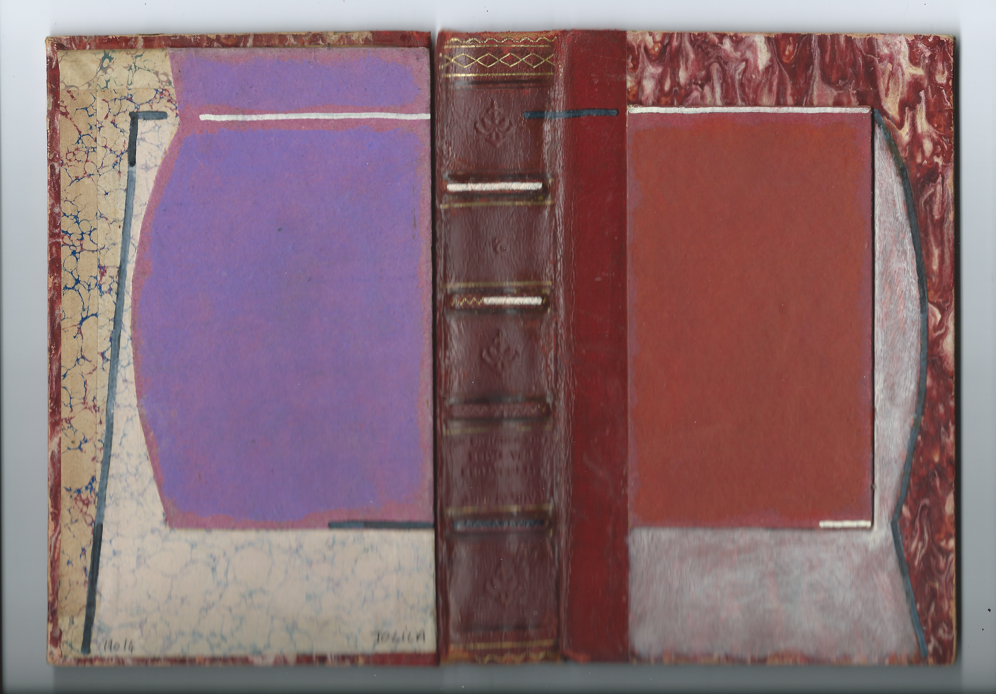 Livre ouvert 17014