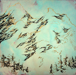 """série de la montagne III"""