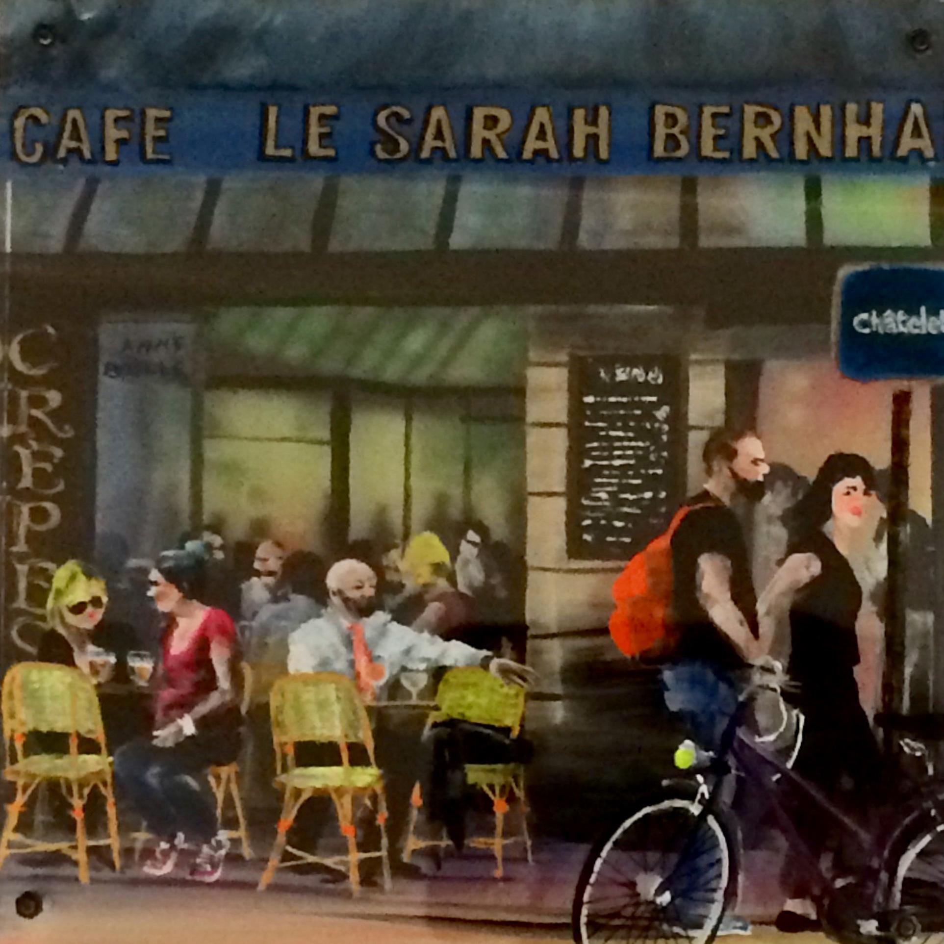 """"""" Sarah Bernhard """""""