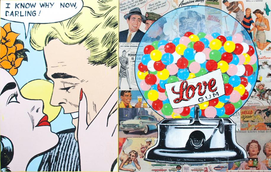 """""""love gum"""""""