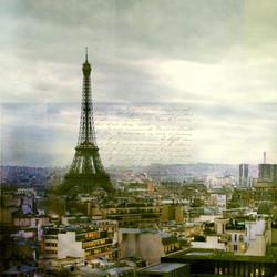 """""""lettre Eiffel"""""""