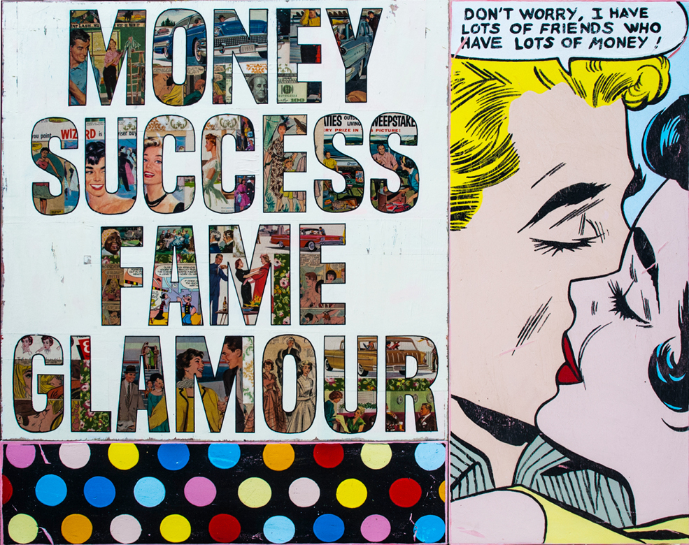"""money success fame glamour"""
