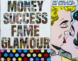 """money success fame glamour"""