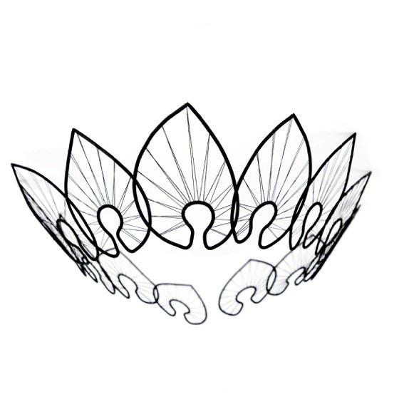 """collier """"cosma II"""""""