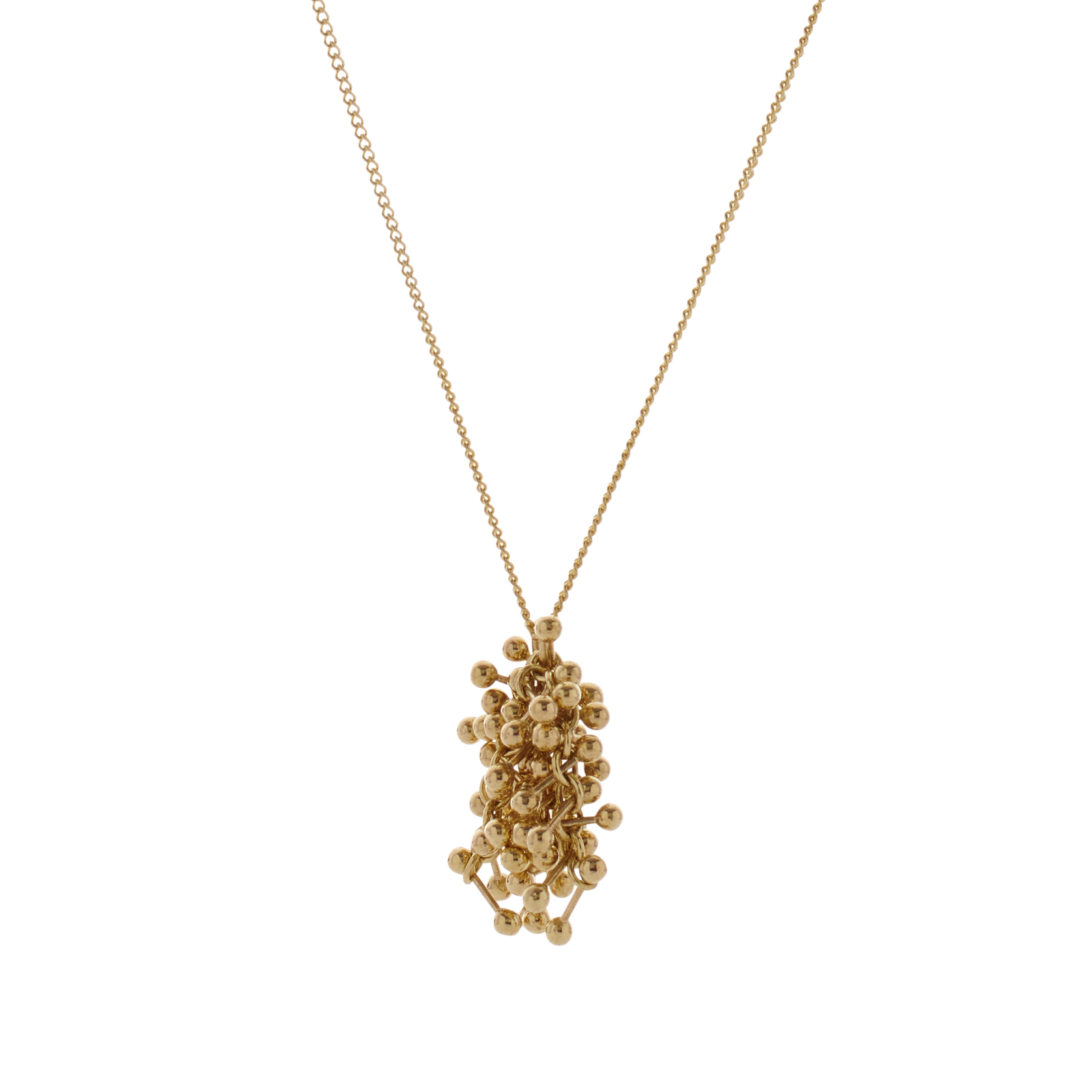"collier "" Gold Pendant """